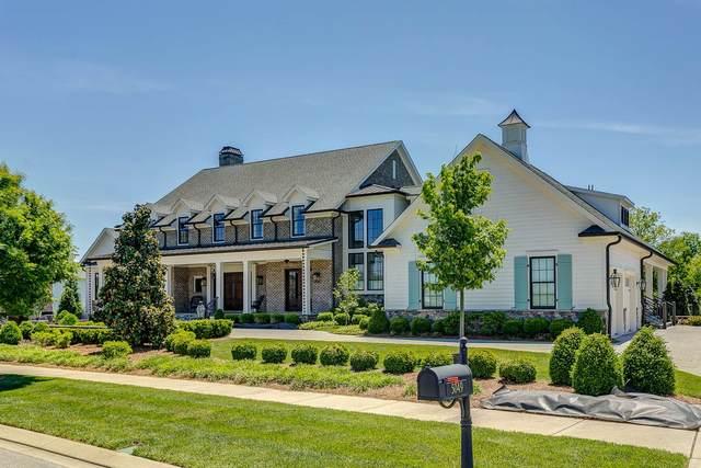 5049 Native Pony Trl, College Grove, TN 37046 (MLS #RTC2166486) :: Fridrich & Clark Realty, LLC