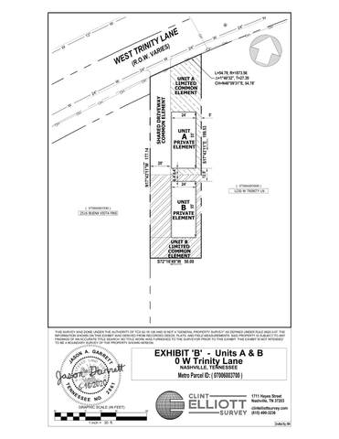 0 W Trinity Ln, Nashville, TN 37218 (MLS #RTC2166497) :: The Miles Team | Compass Tennesee, LLC