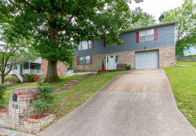 612 Piccadilly Row, Antioch, TN 37013 (MLS #RTC2166562) :: Nashville on the Move