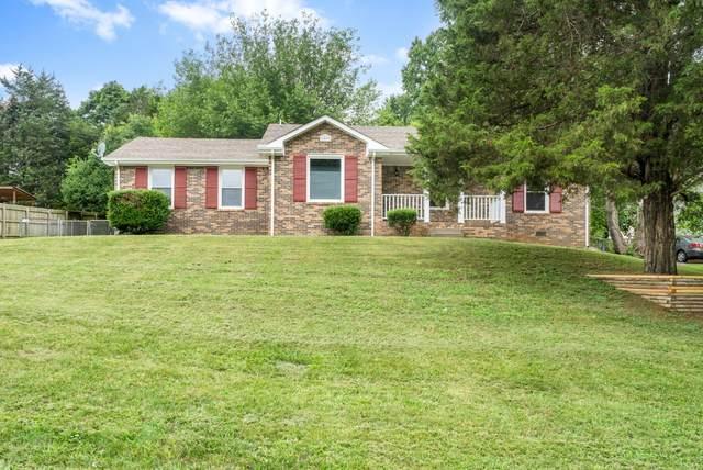 1419 Mcclardy Rd, Clarksville, TN 37042 (MLS #RTC2166575) :: Exit Realty Music City
