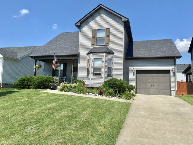 3726 Gray Fox Dr, Clarksville, TN 37040 (MLS #RTC2166580) :: Exit Realty Music City