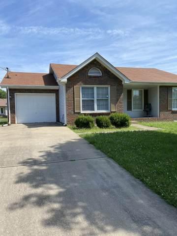 1312 Wennona Dr, Clarksville, TN 37042 (MLS #RTC2166587) :: The Matt Ward Group