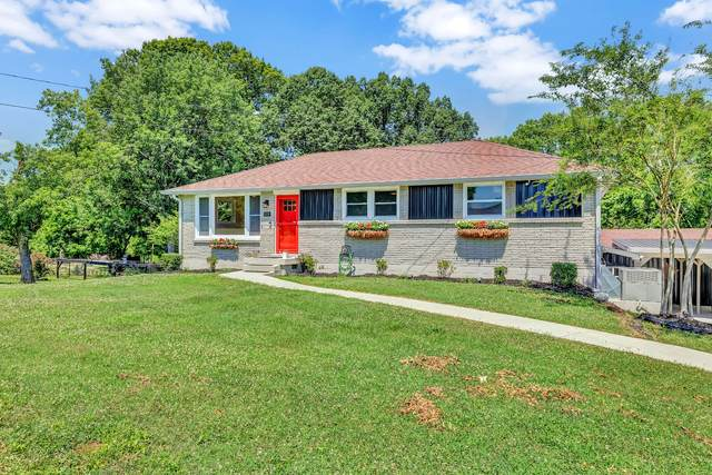 1019 N Graycroft Ave, Madison, TN 37115 (MLS #RTC2166619) :: FYKES Realty Group