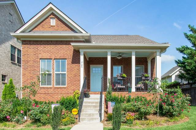 2103 Glenn Haven Dr, Nolensville, TN 37135 (MLS #RTC2166681) :: CityLiving Group