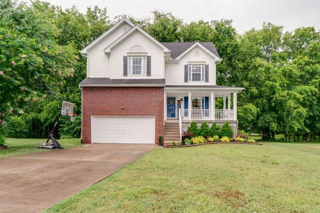 104 Shelter Cove, Hendersonville, TN 37075 (MLS #RTC2166691) :: Maples Realty and Auction Co.