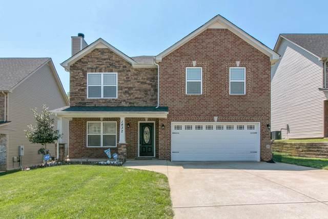 1432 Brew Moss Dr, Clarksville, TN 37043 (MLS #RTC2166740) :: Village Real Estate
