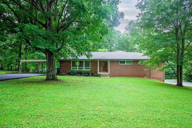 203 Lee Rd, Dickson, TN 37055 (MLS #RTC2166754) :: John Jones Real Estate LLC