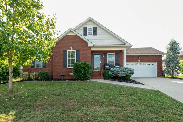 252 Wildcat Run, Gallatin, TN 37066 (MLS #RTC2166808) :: Nashville on the Move