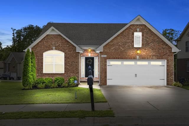 1016 Orchard Hills Dr, Clarksville, TN 37040 (MLS #RTC2166810) :: Nashville Home Guru