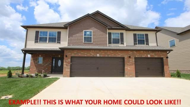 408 Autumn Creek, Clarksville, TN 37042 (MLS #RTC2166841) :: John Jones Real Estate LLC