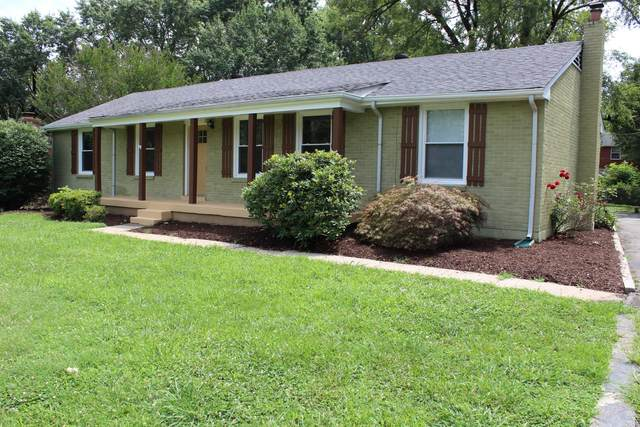 106 Chestnut Drive, Clarksville, TN 37042 (MLS #RTC2166858) :: Benchmark Realty