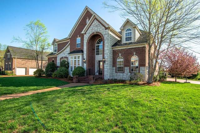 5060 Abington Ridge Ln, Franklin, TN 37067 (MLS #RTC2166883) :: Felts Partners