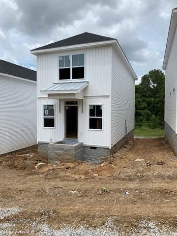 823 Charlotte Street, Clarksville, TN 37040 (MLS #RTC2166908) :: Nashville Home Guru