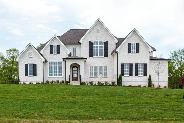 1704 Swansons Ridge Dr, Franklin, TN 37064 (MLS #RTC2166936) :: The Helton Real Estate Group