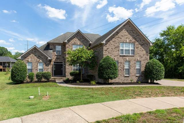 109 Clairmonte Ln, Hendersonville, TN 37075 (MLS #RTC2167025) :: Armstrong Real Estate