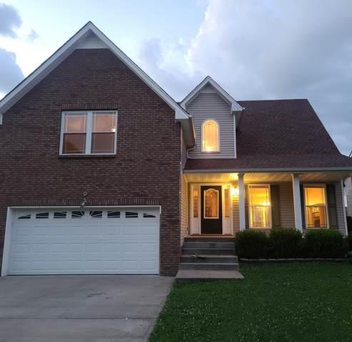 1397 Bruceton Drive, Clarksville, TN 37042 (MLS #RTC2167040) :: The Helton Real Estate Group