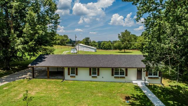 1460 Collins Hollow Rd, Lewisburg, TN 37091 (MLS #RTC2167050) :: Hannah Price Team