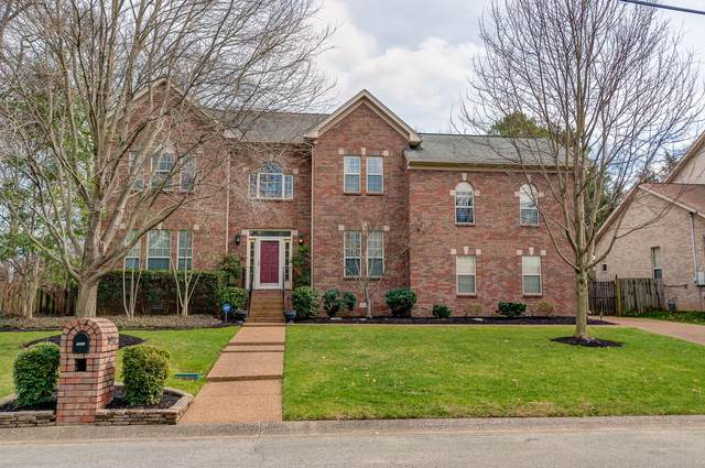 5913 Cross Pointe Lane, Brentwood, TN 37027 (MLS #RTC2167052) :: Maples Realty and Auction Co.