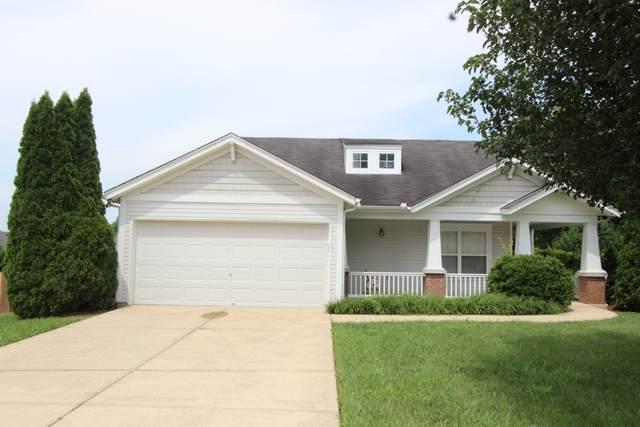 3303 Haynes Dr, Spring Hill, TN 37174 (MLS #RTC2167057) :: Team George Weeks Real Estate