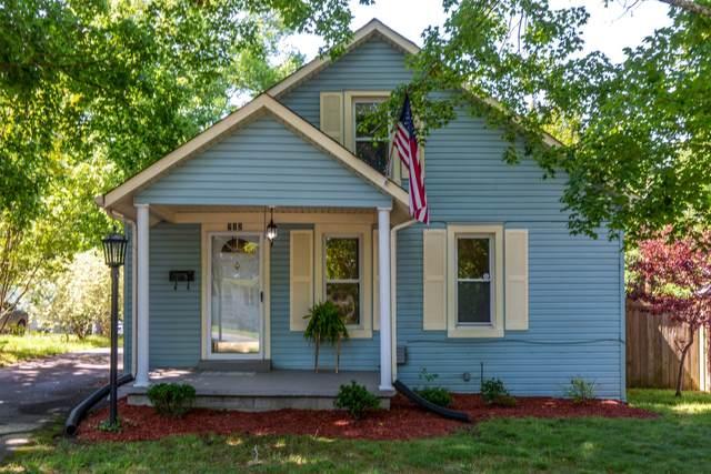 712 W Walnut St, Dickson, TN 37055 (MLS #RTC2167070) :: John Jones Real Estate LLC