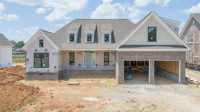 9040 Safe Haven Pl Lot 536, Spring Hill, TN 37174 (MLS #RTC2167126) :: John Jones Real Estate LLC