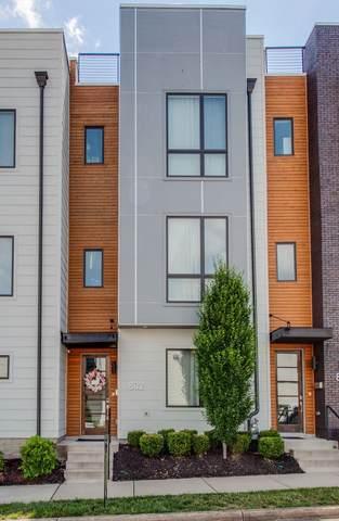 802 13th Ave S, Nashville, TN 37203 (MLS #RTC2167142) :: John Jones Real Estate LLC