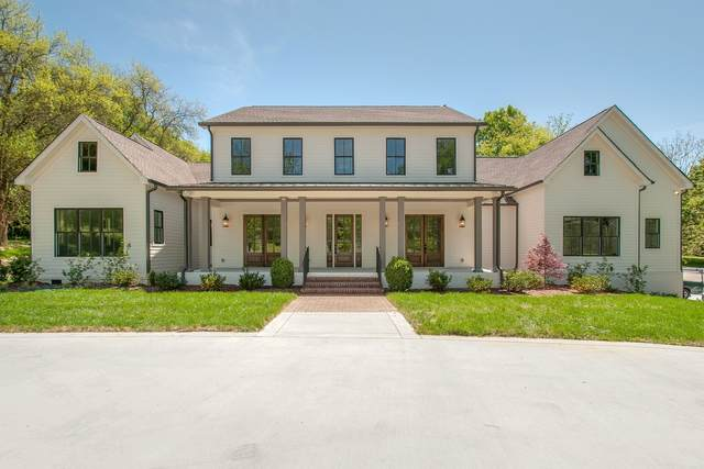 6611 Fleetwood Dr, Nashville, TN 37205 (MLS #RTC2167147) :: John Jones Real Estate LLC