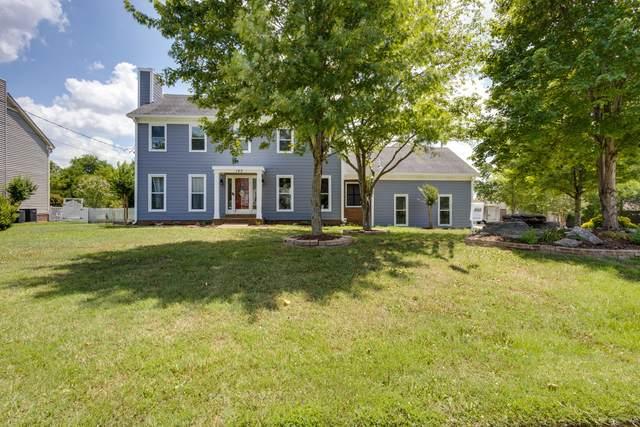 145 Devonshire Trl, Hendersonville, TN 37075 (MLS #RTC2167250) :: Five Doors Network