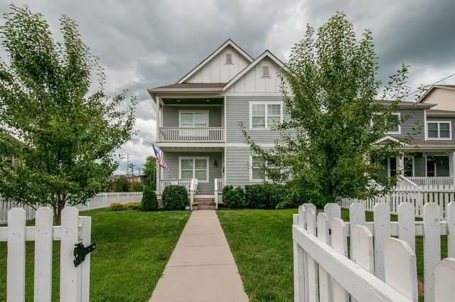 5416 California Ave, Nashville, TN 37209 (MLS #RTC2167266) :: Team George Weeks Real Estate