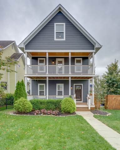 4525 Michigan Ave, Nashville, TN 37209 (MLS #RTC2167288) :: Team George Weeks Real Estate