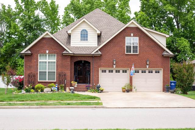 319 Turnberry Cir, Clarksville, TN 37043 (MLS #RTC2167308) :: Berkshire Hathaway HomeServices Woodmont Realty