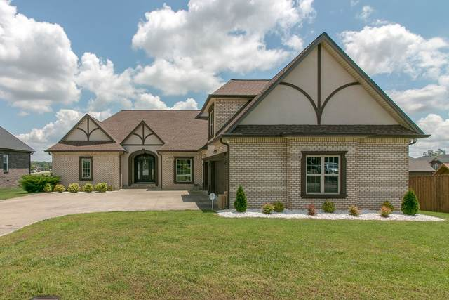 145 Covey Rise Cir, Clarksville, TN 37043 (MLS #RTC2167367) :: The Matt Ward Group