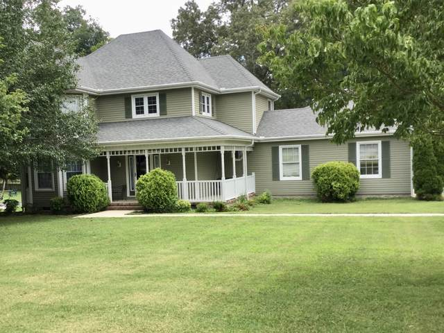125 Breckenridge Rd, Tullahoma, TN 37388 (MLS #RTC2167439) :: Nashville on the Move