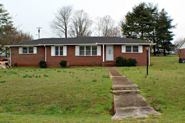 301N 2nd Ave N, Decherd, TN 37324 (MLS #RTC2167472) :: John Jones Real Estate LLC