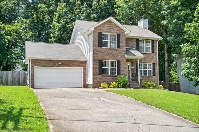 1559 Barrywood Cir W, Clarksville, TN 37042 (MLS #RTC2167505) :: The Matt Ward Group