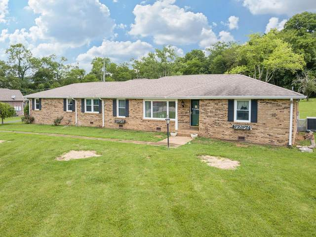 1415 Springfield Hwy, Goodlettsville, TN 37072 (MLS #RTC2167507) :: Village Real Estate