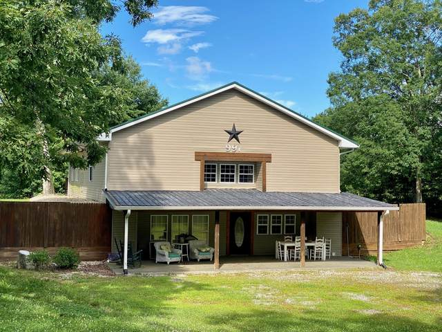 991 Eaglesnest Rd, Monteagle, TN 37356 (MLS #RTC2167519) :: Team Wilson Real Estate Partners