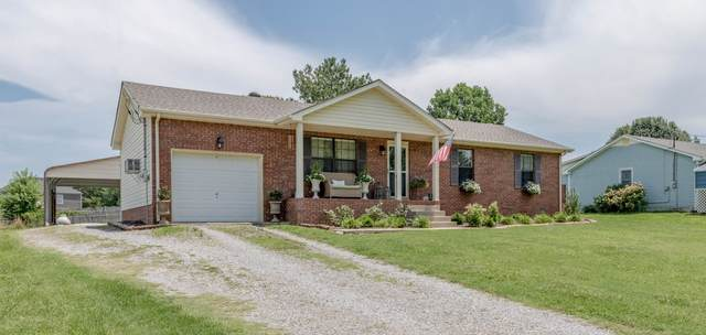 2669 Cunningham View Rd, Palmyra, TN 37142 (MLS #RTC2167531) :: Nashville on the Move