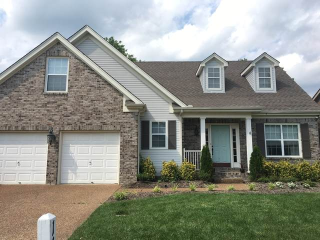 161 Crestfield Pl, Franklin, TN 37069 (MLS #RTC2167607) :: Nashville on the Move