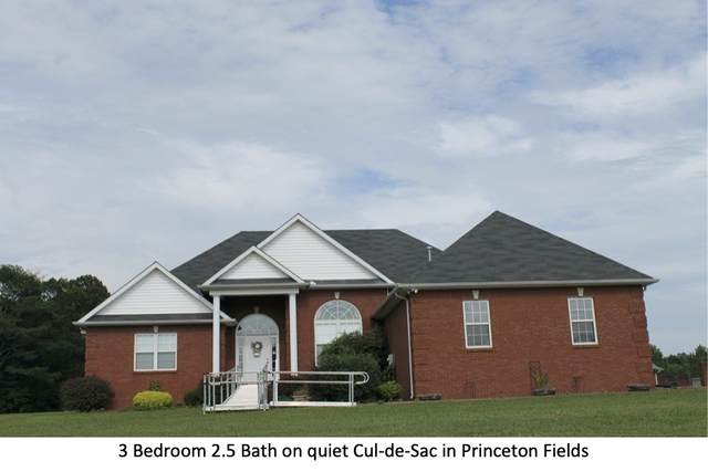 104 Princeton Ct, Tullahoma, TN 37388 (MLS #RTC2167630) :: Maples Realty and Auction Co.