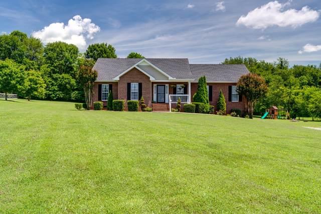 1337 Walker Cemetery Rd, Pleasant View, TN 37146 (MLS #RTC2167657) :: Stormberg Real Estate Group