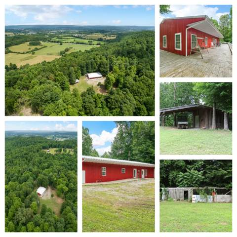 2509 Walker Cove Rd, Sparta, TN 38583 (MLS #RTC2167689) :: Village Real Estate