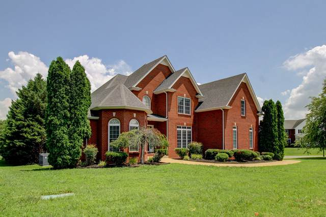 201 Cullom Way, Clarksville, TN 37043 (MLS #RTC2167711) :: Team George Weeks Real Estate