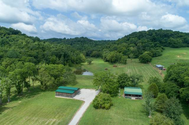 0 Terrapin Branch Rd, Mount Pleasant, TN 38474 (MLS #RTC2167727) :: The Easling Team at Keller Williams Realty