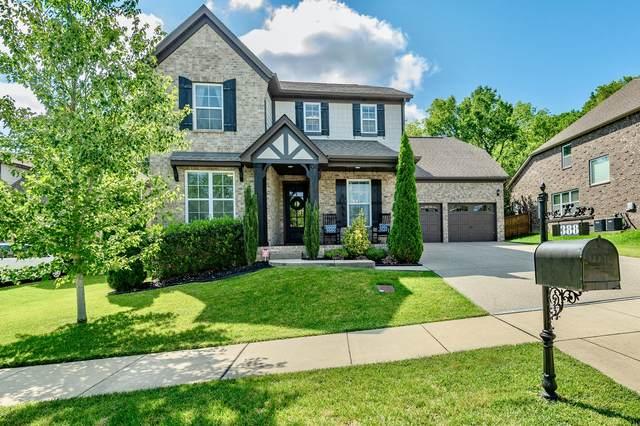 388 Irvine Ln, Franklin, TN 37064 (MLS #RTC2167804) :: Team George Weeks Real Estate