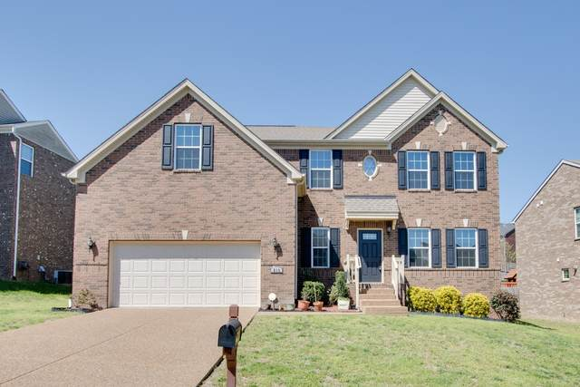 290 Cobblestone Lndg, Mount Juliet, TN 37122 (MLS #RTC2167828) :: The Milam Group at Fridrich & Clark Realty