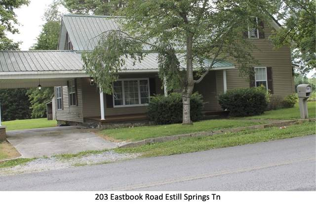 203 Eastbrook Rd, Estill Springs, TN 37330 (MLS #RTC2167850) :: John Jones Real Estate LLC