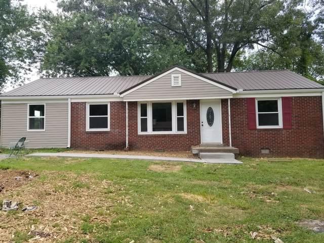 10 Gettysburg St, Clarksville, TN 37042 (MLS #RTC2167888) :: The Milam Group at Fridrich & Clark Realty