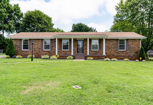2710 Arbor St, Clarksville, TN 37042 (MLS #RTC2167891) :: The Milam Group at Fridrich & Clark Realty