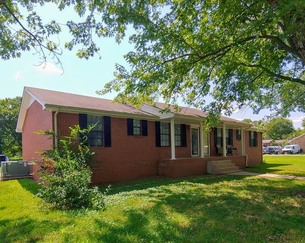 501 Gracy Ave, Smyrna, TN 37167 (MLS #RTC2167971) :: The Group Campbell powered by Five Doors Network